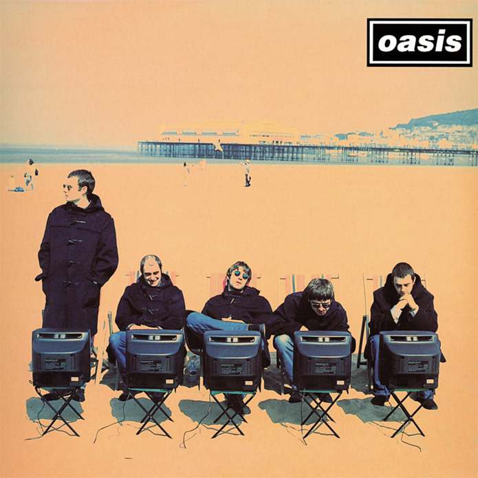 What's A Computer? Part 2. | Microdot Speaks Oasis Band Album Cover