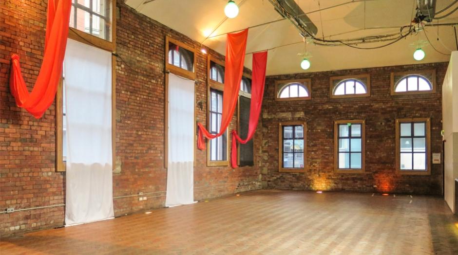Leeds blog venue
